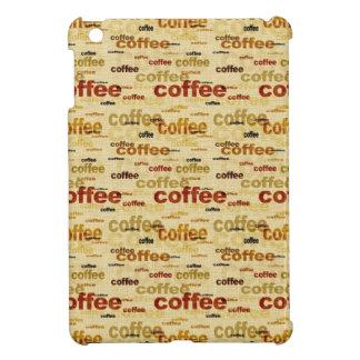 Coffee Wallpaper iPad Mini Cover