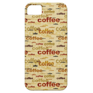 Coffee Wallpaper iPhone SE/5/5s Case