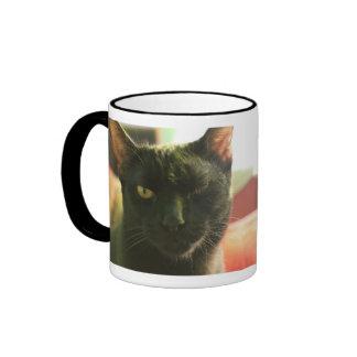 Coffee?? Why, yes...Mug Ringer Coffee Mug