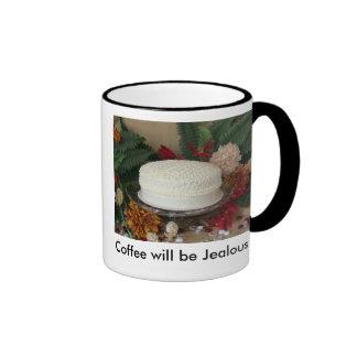 Coffee will be Jealous mug