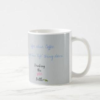 Coffee. Wine. Coffee. Coffee Mug