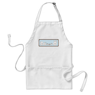 Coffee with Character Aprons