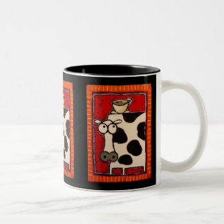 coffee with cream mug