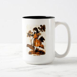 Coffee with Ivy Mug