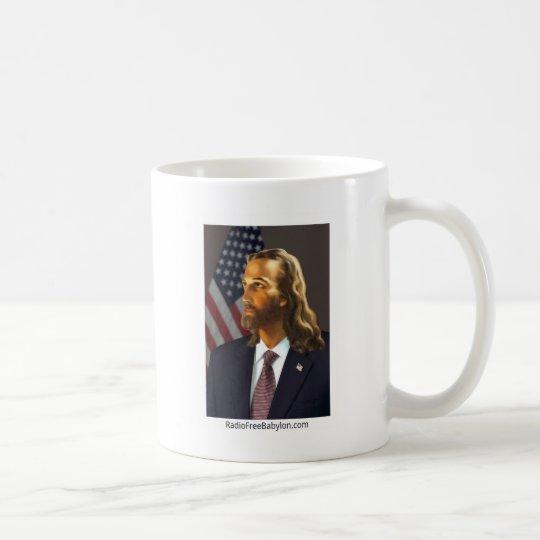Coffee with Jesus Mug