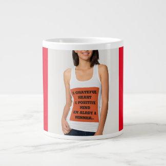coffee with love giant coffee mug