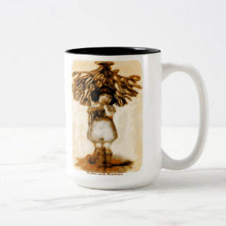Coffee with Mistletoe Mug