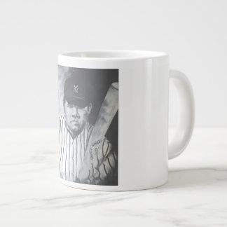 Coffee with The Babe Giant Coffee Mug