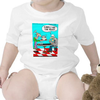 Coffee Without Cows Funny Tees Mugs & Gifts Baby Bodysuits