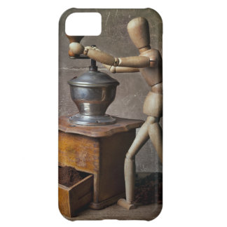 Coffee Worker iPhone 5C Cover