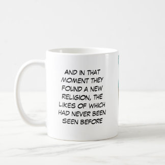 Coffee Worshipers Classic White Coffee Mug