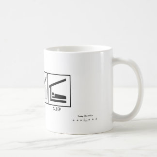 Coffee. Write. Sleep. Mug