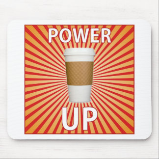 Coffee - Your Super Power! Mousepad