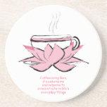 coffee zen coasters