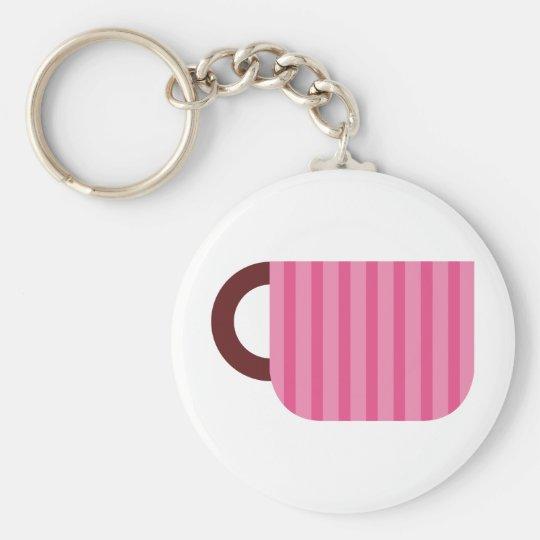 CoffeeASDonutsP6 Keychain