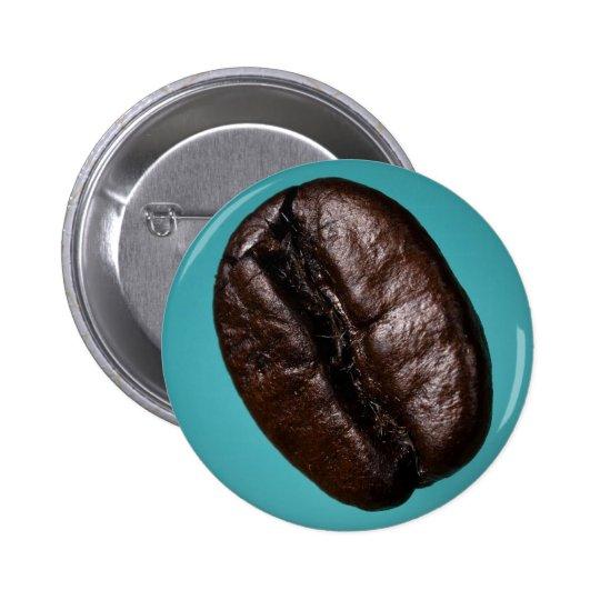 CoffeeBean-Button Pinback Button