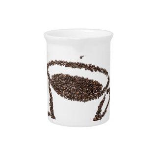 CoffeeBeansCoffeeCupArt jpg