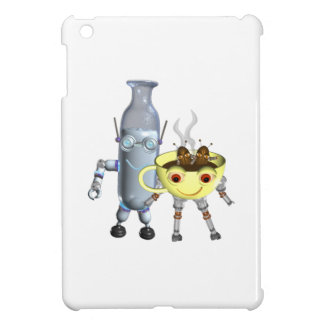 CoffeeBot MilkBot by Valxart Cover For The iPad Mini