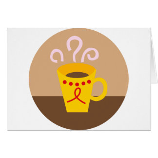 CoffeeBreak2 Tarjeta De Felicitación