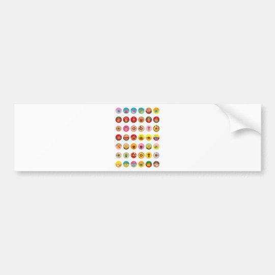 CoffeeBreakAll Bumper Sticker