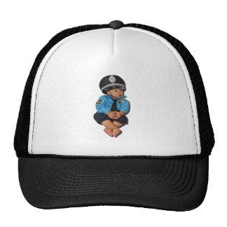 CoffeeBreakPolice100111 Trucker Hat
