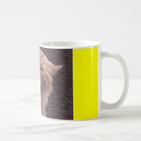 coffeecat coffee mug