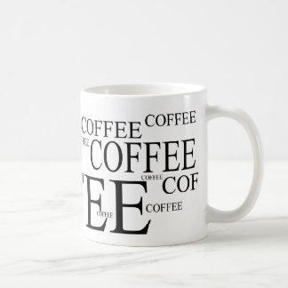 COFFEECOFFEE COFFEE MUG