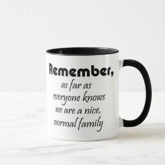 Coffeecups divertidos del chiste de los regalos de
