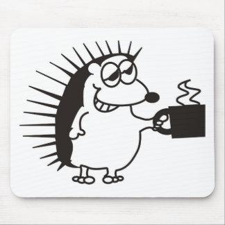 coffeehog mouse pad