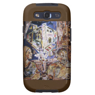 Coffeehouse of the Mind Galaxy S3 Case