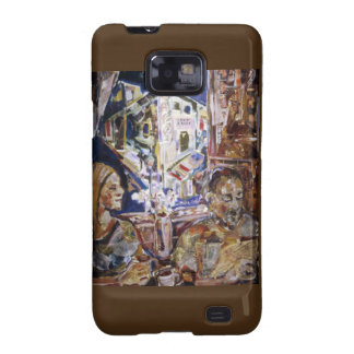 Coffeehouse of the Mind Galaxy SII Cases
