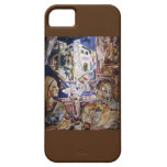 Coffeehouse of the Mind iPhone 5 Case