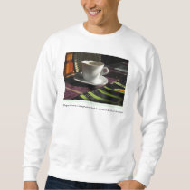 coffeehouse sweatshirt
