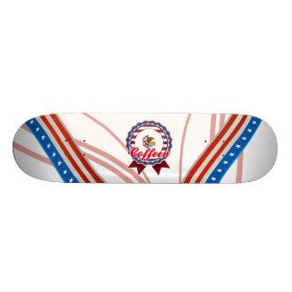 Coffeen, IL Skate Board Deck