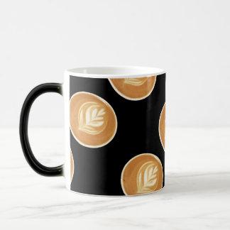 Coffeenista Collection 11 Oz Magic Heat Color-Changing Coffee Mug