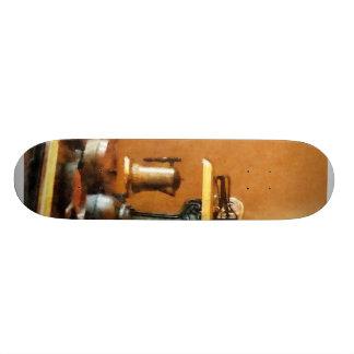 Coffeepot on Stove Skateboard Deck