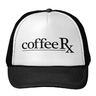 CoffeeRx Big Logo Mesh Hat