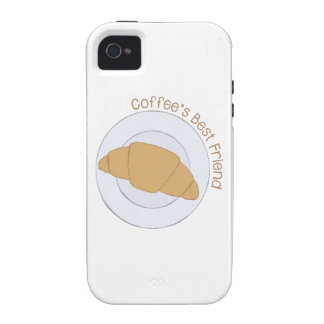 Coffees Best Friend Vibe iPhone 4 Case