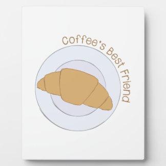 Coffees Best Friend Photo Plaques