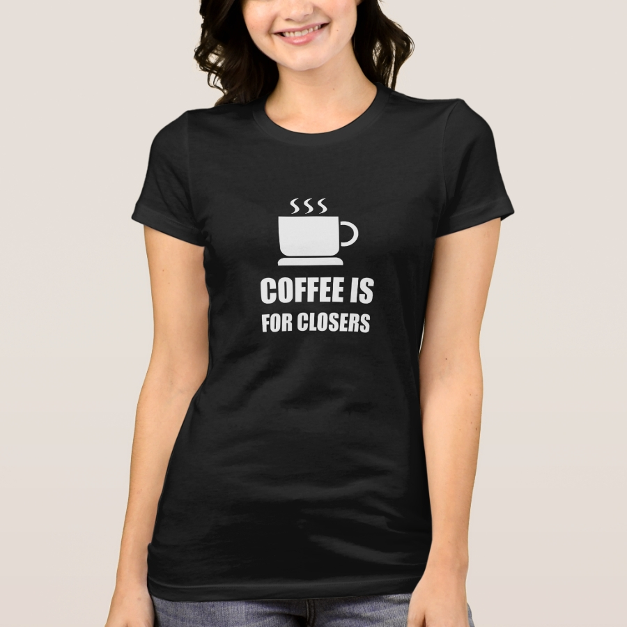 Coffees For Closers Sales Rep Funny T-Shirt - Best Selling Long-Sleeve Street Fashion Shirt Designs