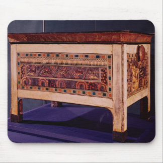 Coffer from the Tomb of Tutankhamun Mouse Pad