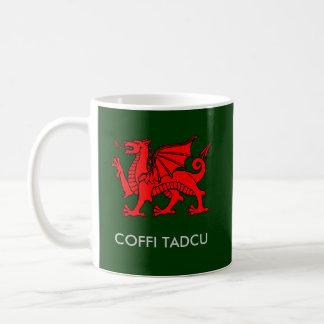 Coffi Tadcu - Grandad's Coffee in South Welsh Coffee Mug