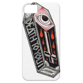 coffin iPhone 5 covers