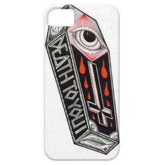 coffin iPhone SE/5/5s case