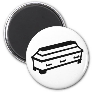 Coffin Magnet