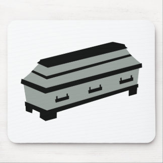 Coffin Mouse Pad
