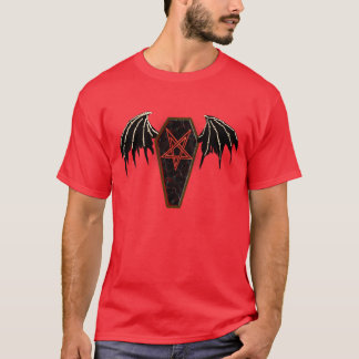 coffin pentagram T-Shirt