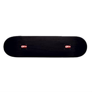 Coffin Skate Supply blank Skateboard