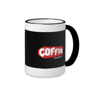 Coffin Skates Ringer Mug