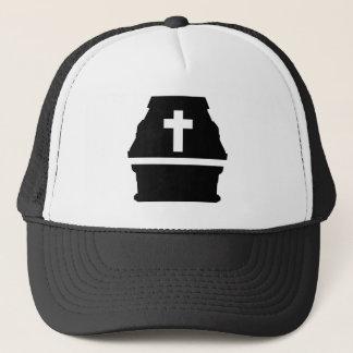 Coffin Trucker Hat